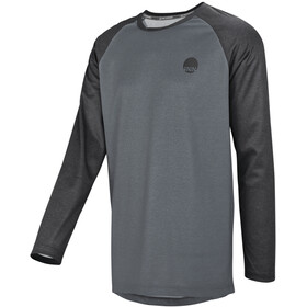 IXS Flow LS Jersey Men graphite/black